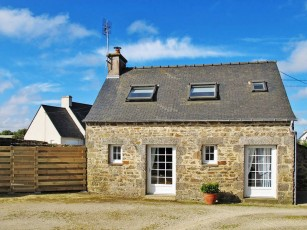 Holiday home in St. Pol - de - Leon, Finistère - 4 persons, 2 bedrooms