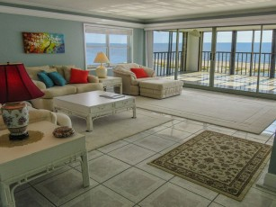 Fabulous Gulf Front Corner Penthouse at Eden House With Breathtaking Views
