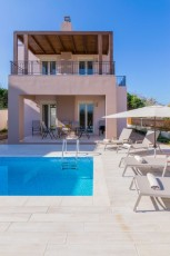 Brand new villa with Private swimming pool close to the beach and the amenities.