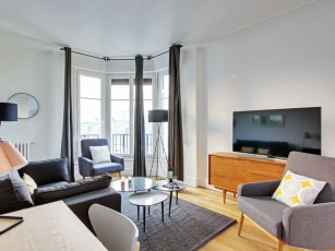 SOM6G - 60m² two bedroom apartment in Saint Michel - Two bedroom apartment, sleeps 5