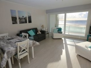 Large studio for rent facing the sea with beautiful panoramic view.