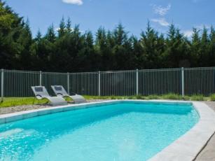 Villas Saint Laurent with their private pools in Vallon Pont d'Arc -07 - Le Chastelas