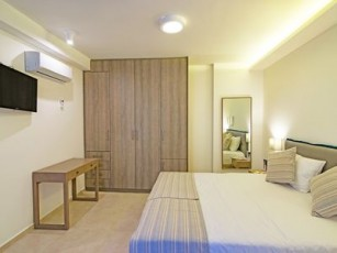 New beachfront villa in Rethymno next to amenities, No car needed Blue Oyster 2