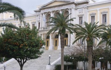 6 bedroom accommodation in Ampela, Syros