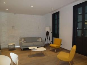 In shared apartmentT3, Hyper center
