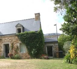 Apple Tree House in Ile-de-Brehat, Brittany