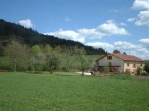 Beautifully restored stone-built farmhouse,Croupet - Jura - Sleeps 15