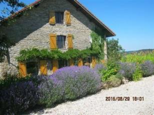 Bois de Ban is situated 3km from Loisia, a small hamlet,Bois De Ban - Jura - Sleeps 15