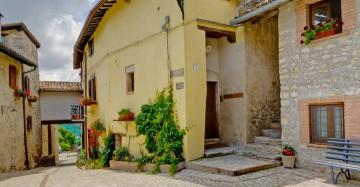 Casa Vicolo - Borgo Acquaiura