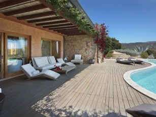 Exclusive Luxury Villa with private pool in CHIA