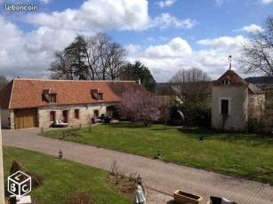 Rural cottage of 350 m² in Perrigny (Yonne), Yonne