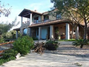 A large Holiday home at Marina di Cardedu.