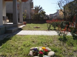 A large vacation home with garden in the little town of Barisardo situated on the inner part of the eastern coast, at a couple km from the beaches.