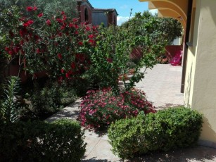Villa for two to eight persons in the beautiful bay of Porto Frailis.