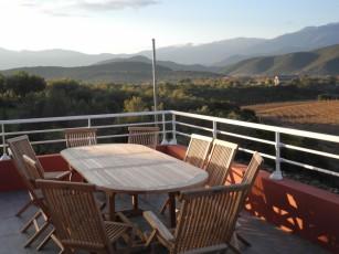 Villa 157 m², 4 bedrooms, 2 bathrooms, sleeps 12, pool, garden 900 m², sea view, quiet